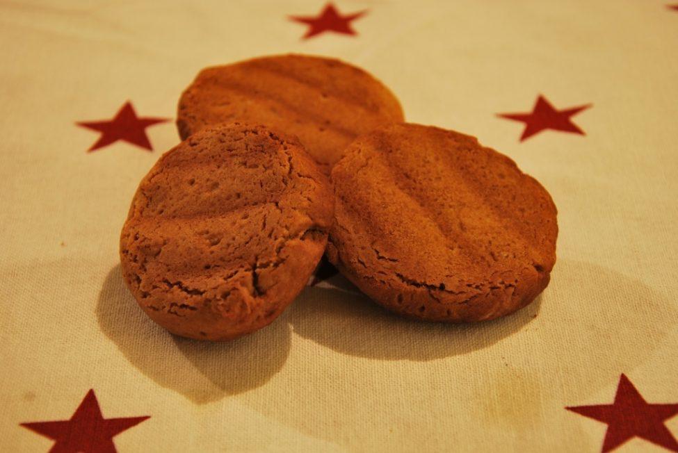 Feestdagen: ginger nuts