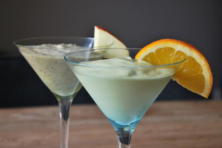 Superfood Sunday: tropische smoothie met gerstengras (lactosevrij)