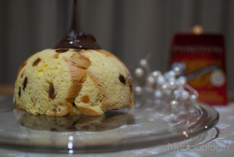 Chocolade bombe – ijstaart 2.0