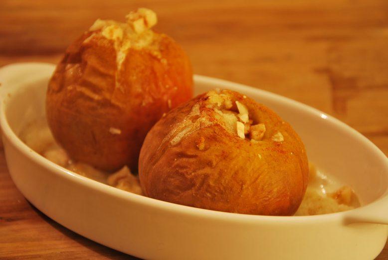 Karel's appel: gevulde appels uit de oven