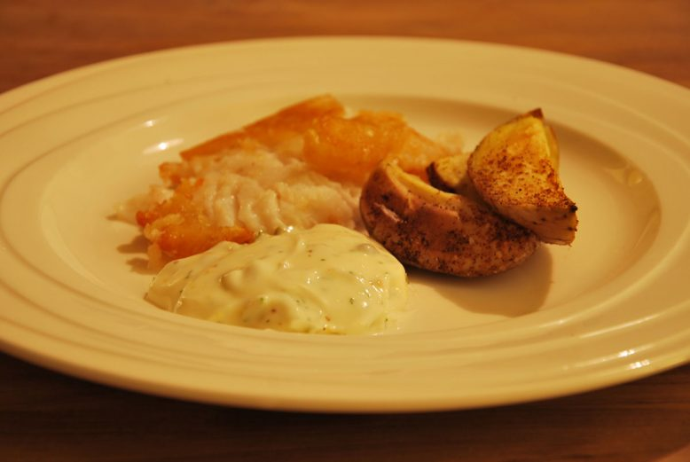 Fish and chips met tartaarsaus