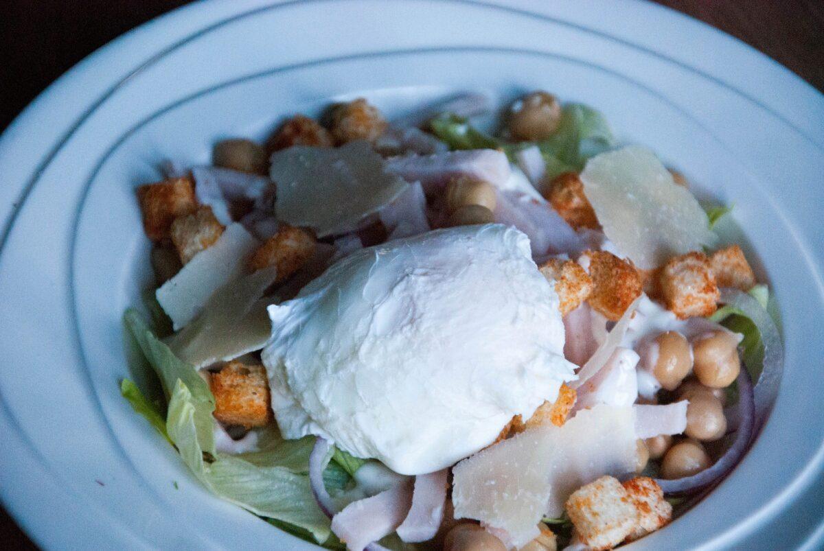 Quick & easy: simpele Caesar salad
