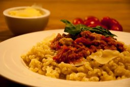 Pittige pasta à la Jerôme