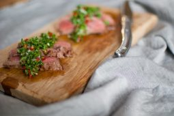 Argentijnse beef chimichurri