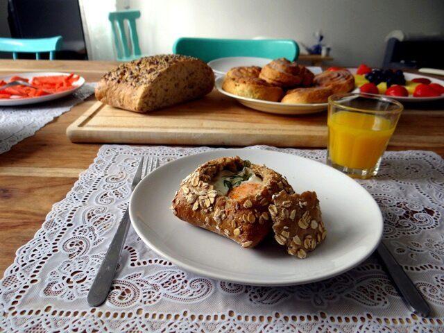 Paasbest – ei in een broodje