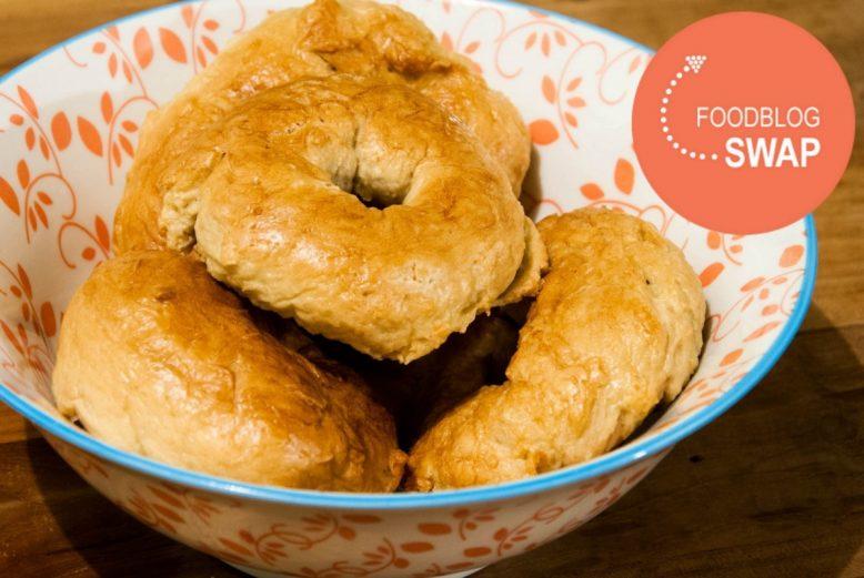 Foodblogswap: New York bagels van Miss Foodie