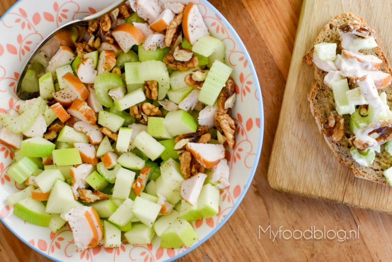 Quick & easy: Waldorf salade