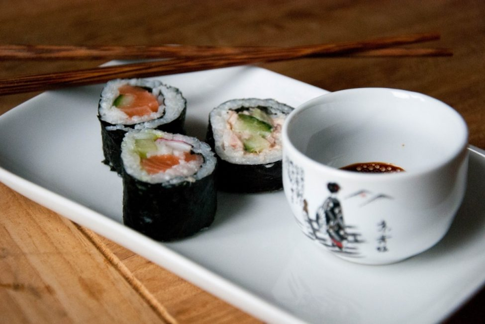 Zelf sushi maken: ideeën voor de sushi vulling