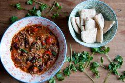 Simpele chili con carne met een twist
