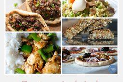 top 5 juni: dit waren in juni de populairste recepten myfoodblog