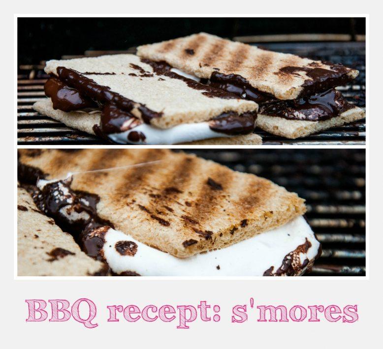 Barbecue recepten: Amerikaanse s'mores