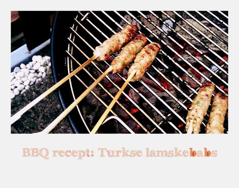 Barbecue recepten: Turkse kebab met lamsvlees