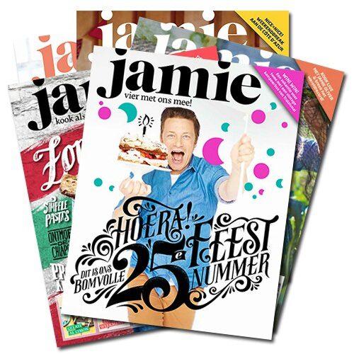 Jamie magazine nr. 25 + WINACTIE!