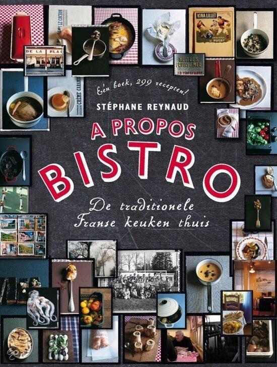 A propos Bistro – de traditionele Franse keuken thuis