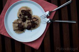 Zoete ravioli met pompoen