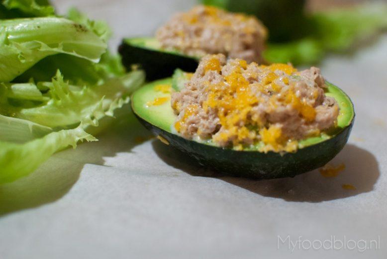 De gezondere tuna melt