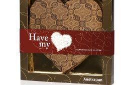 Winactie Valentijn #1: verras jouw Valentijn met een Australian chocoladehart!