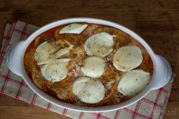 Chicken parmigiana (ovenschotel met kip en kaas)