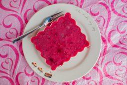 Frisse frambozentaart (glutenvrij & vrij van geraffineerde suikers)