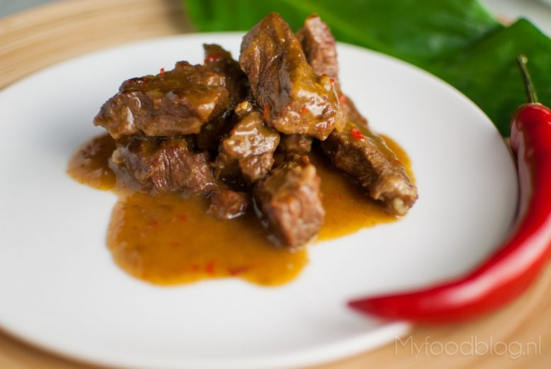 Asian cuisine: authentiek rendang recept uit Bali