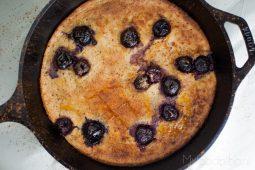 Pannenkoek uit de oven ('Dutch baby')