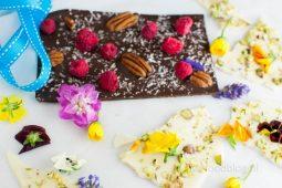 DIY: bijzondere chocoladereep maken