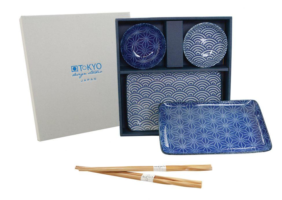 Win: Japanse sushi set