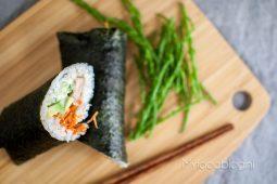 Sushi burrito ('norito')
