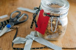 Last-minute DIY kerstcadeau: chai scrub