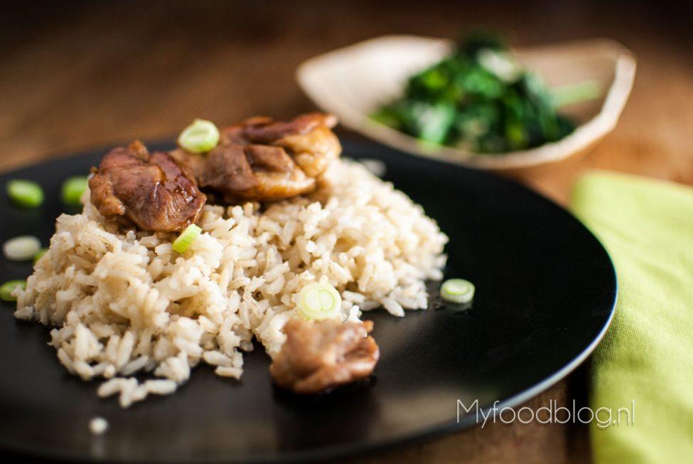 Makkelijke Chinese kip