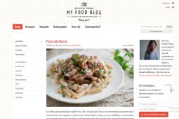 Myfoodblog.nl in een compleet nieuw jasje!
