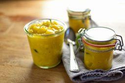Pittige mango chutney