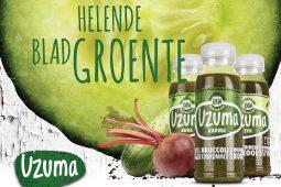 Jarig – win: een sap pakket van Uzuma! (t.w.v. € 98)