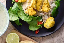 Bombay chicken van Jamie Oliver