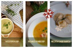 De 27 beste kerst recepten voor jouw kerstmenu!