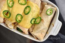 Pittige enchiladas