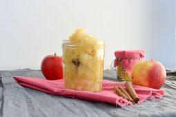Appelmoes zonder suiker maken