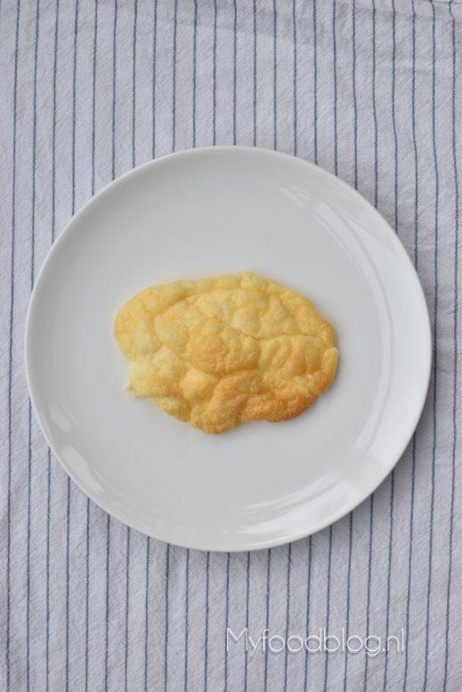 Cloud bread (oopsies of koolhydraatarm 'brood')