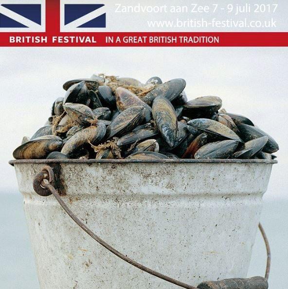 Wat te doen in Zandvoort 7-9 juli? Keep calm & get British!