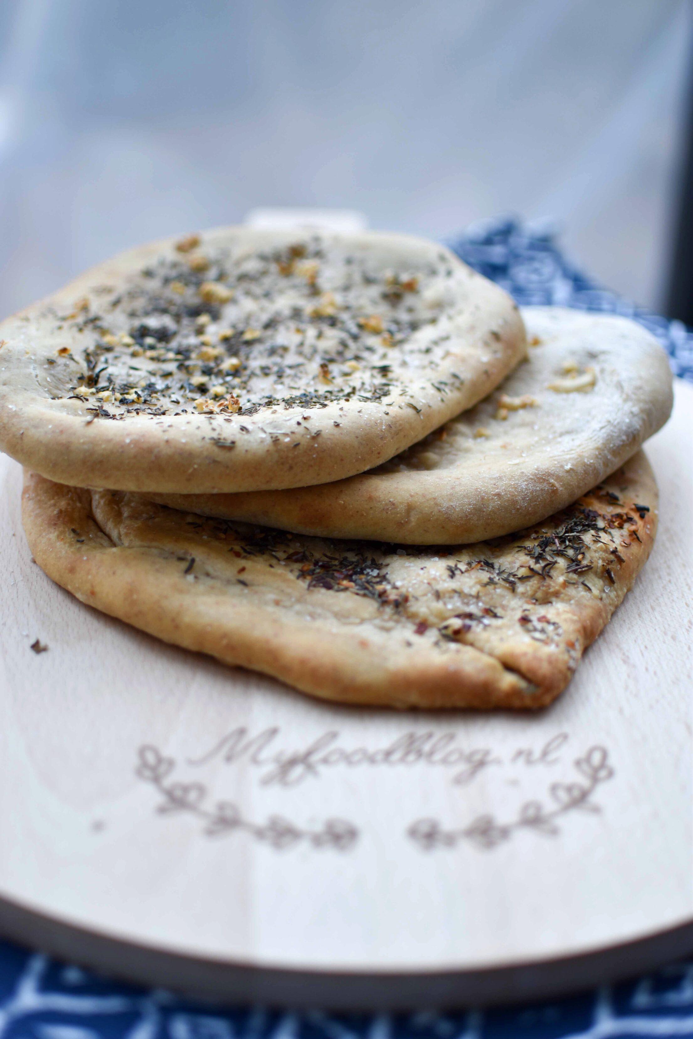 Lekker makkelijk borrelbrood