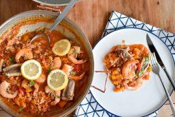 Cataplana recept met vis