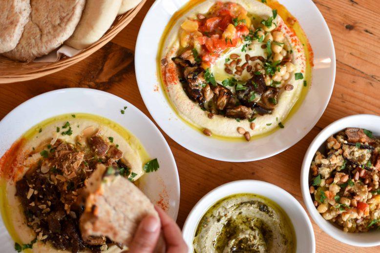 Juuls Hummus: authentieke Midden-Oosterse hummus in Utrecht eten