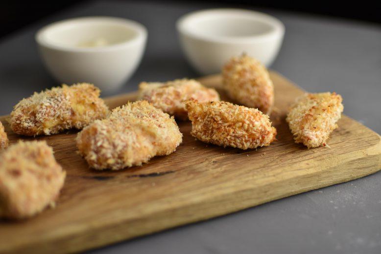 recept voor kipnuggets uit de oven