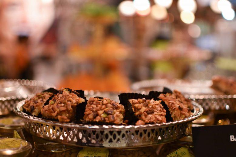 Desserts en take-aways bij Comptoir Libanais