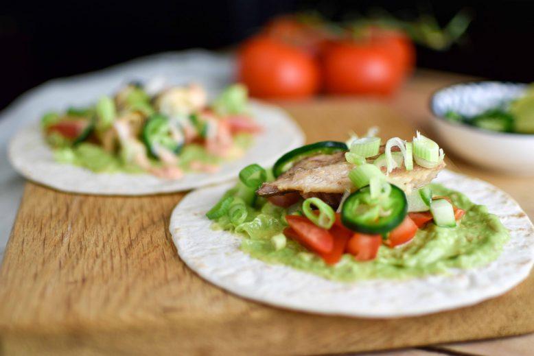 vis taco's maken