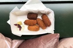 Bijzondere, heerlijke kroketten eten bij Croquetten Boutique Utrecht