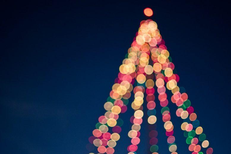 kerst verlichting tijden kerst festival lights