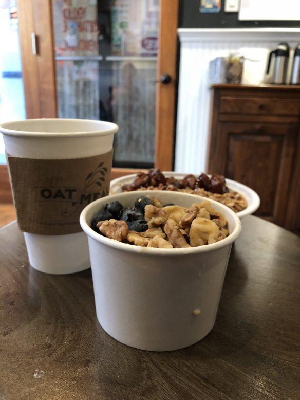 Oatmeals ontbijt new york