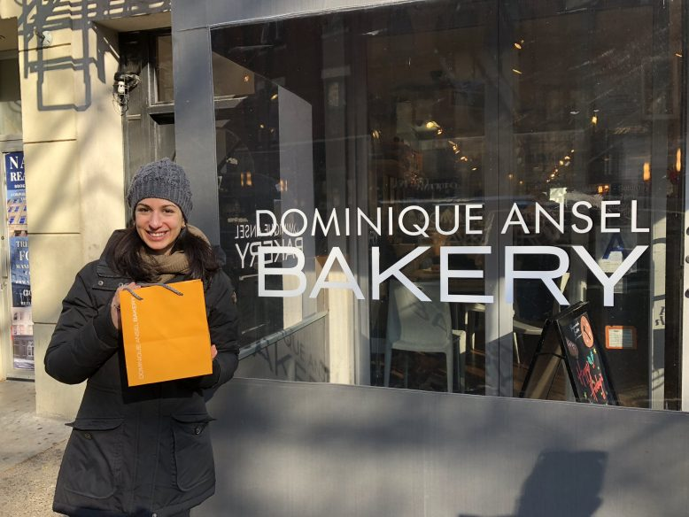 Dominique Ansel New York