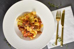 Pappardelle al ragù (Italiaans stoofvlees met pasta)